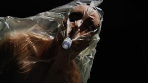 Person in Body Bag